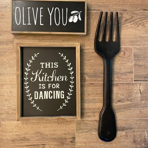Hobby Lobby Accents Farmhouse Kitchen Decor Poshmark